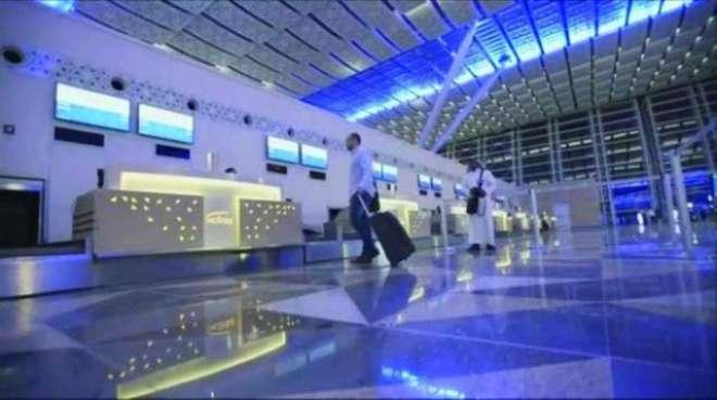 جدہ کے نئے کنگ عبدالعزیز انٹرنیشنل ایئرپورٹ سے پروازوں کا سلسلہ شروع ..