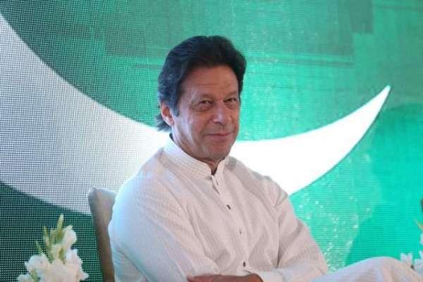 وزیر اعظم پاکستان کا کشمیری قوم سے اظہار یکجہتی کیلئے ریڈ ٹوگرین کشمیر ..