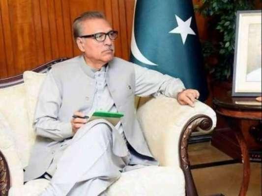 وزیراعظم کے بعد صدر پاکستان بھی نوجوانوں کی ترقی کے لئے میدان میں آ ..