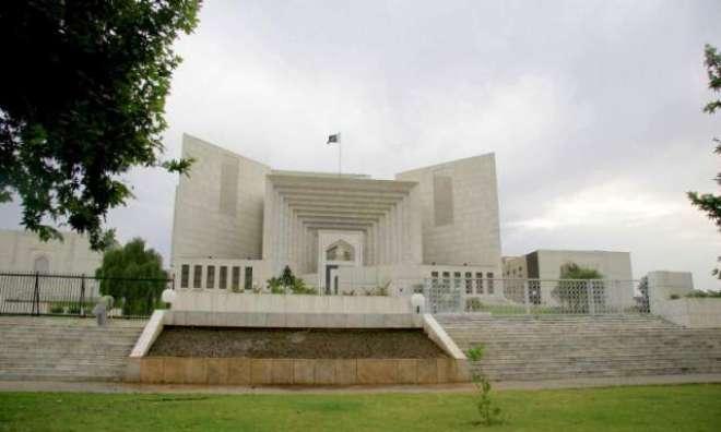سپریم کورٹ کے نو تعینات شدہ جج قاضی محمد امین احمد کل اپنے عہدے کا حلف ..