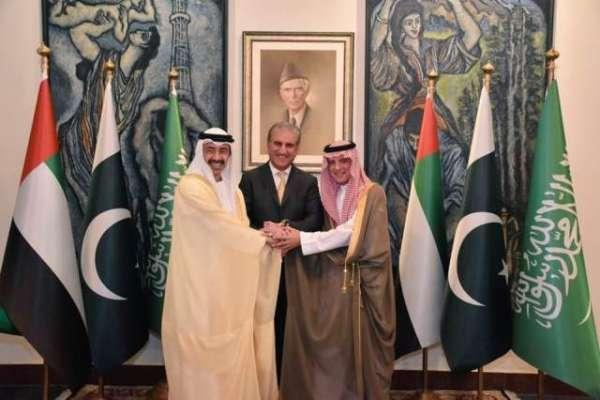 کشمیر کو امتِ مسلمہ کا مسئلہ نہ بنایا جائے، امارات کا پاکستان کو مشورہ