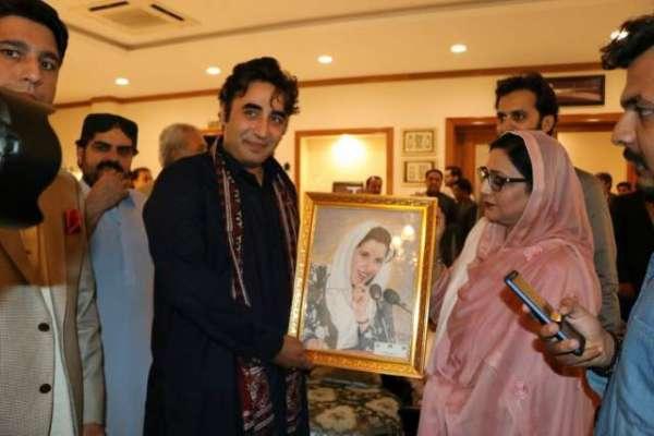 پاکستان پیپلز پارٹی کی رکن قومی اسمبلی شازیہ سومرو کا گھر کنڈا کنکشن ..