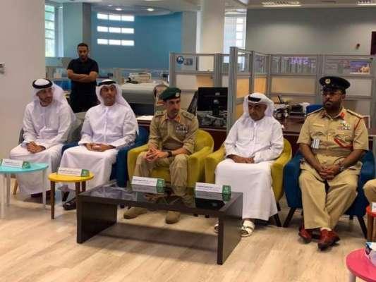 متحدہ عرب امارات کی تاریخ کی سب سے بڑی منشیات کی کھیپ پکڑی گئی