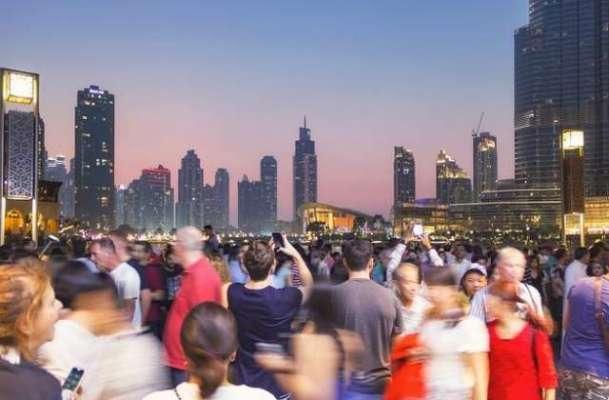دبئی کی آبادی میں 5.64 فیصد اضافہ
