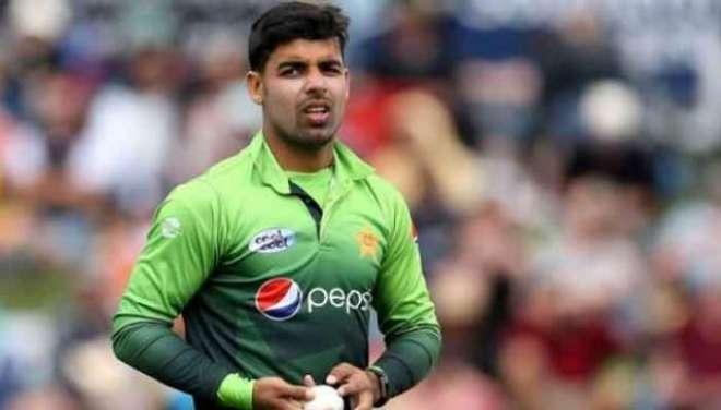 مکمل فٹ ہوں ،ورلڈ کپ کھیلنے جائونگا ، شاداب خان کا اعلان