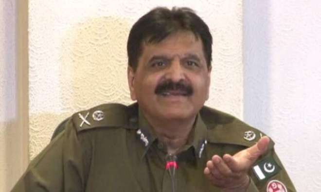 سابق آئی جی پنجاب امجد جاوید سلیمی کے تبادلے کے خلاف درخواست