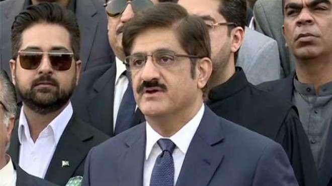 طیارہ حادثہ، وزیراعلیٰ سندھ کی بے گھر ہونے والے افراد کو ہوٹل منتقل ..