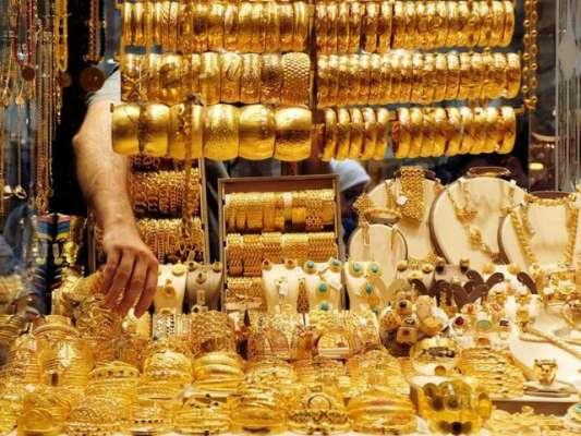 ملکی صرافہ مارکیٹوں میں دس گرام سونے کی قیمت 94ہزار 736روپے پر جا پہنچی