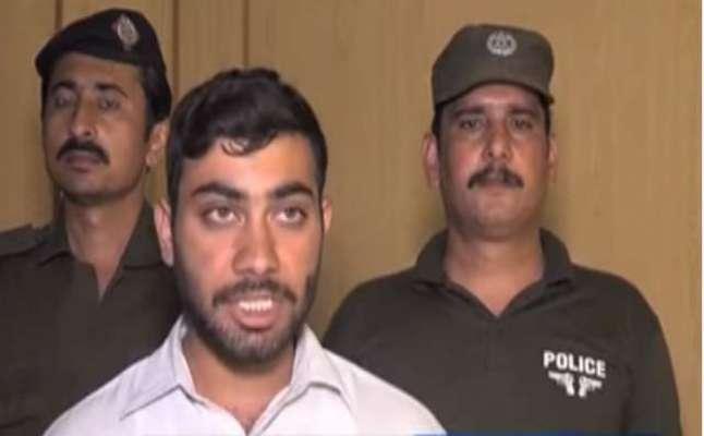 جی سی یونیورسٹی کے پروفیسر تنظیم اکبر چیمہ کا اُجرتی قاتل گرفتار