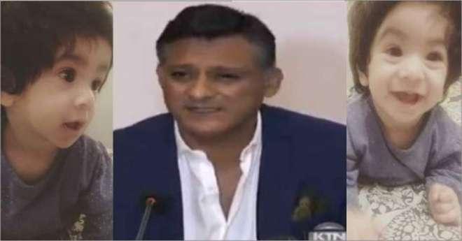 کراچی میں غلط انجکشن کی بھینٹ چڑھنے والی ننھی نشوا کی موت کے بعد پہلا ..