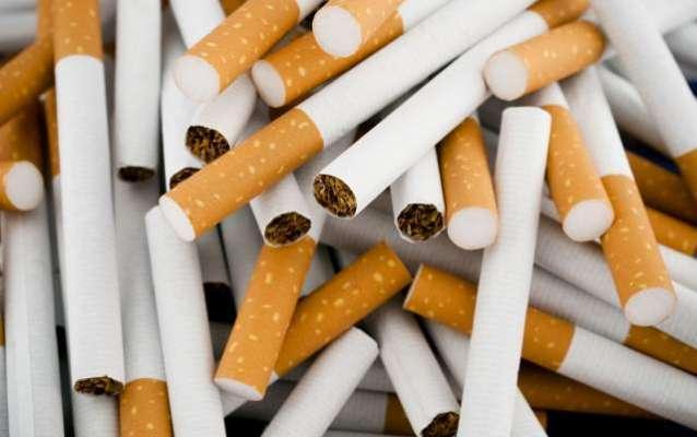 پاکستان میں بکنے والے 16 فیصد سگریٹ غیر قانونی ہیں، اسپارک