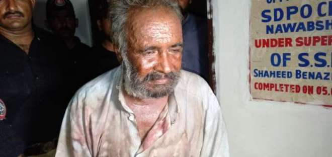 نواب شاہ: بچوں کا اپنی ماں کو دادا کے ساتھ شرمناک حالت میں دیکھنا ان ..