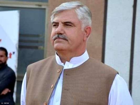 وزیراعلیٰ محمود خان کی ضلع ٹانک میں نامعلوم مسلح افراد کی فائرنگ کے ..