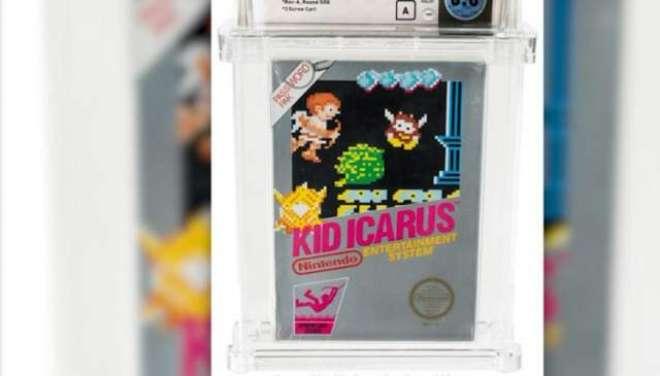 38 ڈالر میں خریدی گئی نائیٹنڈو گیم کی پیکڈ کاپی 9000 ڈالر میں فروخت ہوگئی