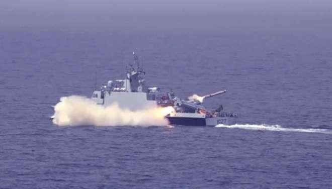 پاک بحریہ کا فاسٹ اٹیک کرافٹ سے میزائل فائرنگ کا کامیاب تجربہ
