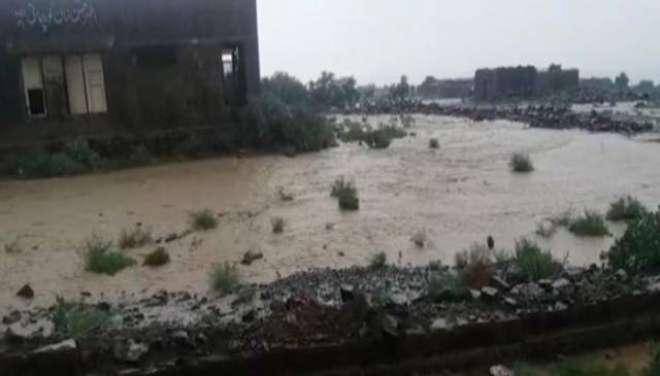 بلوچستان میں حالیہ تباہ کن بارش نے نصیرآباد میں تباہی مچادی، فرنٹیئرکورسبی ..