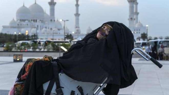 اماراتی خاتون 27 سال بعد کومے سے باہر آ گئی