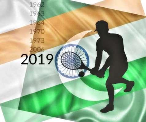 ہٹ دھرم بھارت ٹینس پلیئرز پاکستان بھیجنے کے وعدے سے مکر گیا