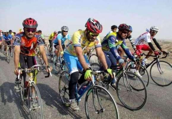 چوتھی قومی روڈ سائیکلنگ چمپئن شپ کل سے کراچی میں شروع ہو گی،سید اظہر ..