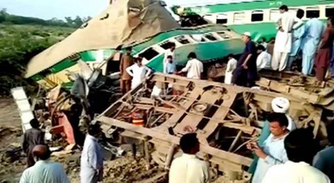 شیخ رشید احمد کو ناکام بنانے کیلئے ریلوے کی کالی بھیڑیں متحرک