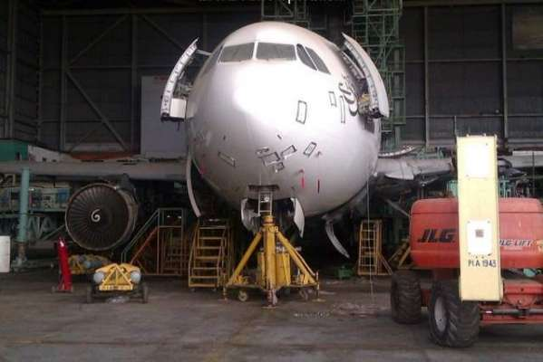 پی آئی اے کی ایک اور بڑی کامیابی، پاکستان میں ہی طیارہ مرمت کر کے اڑان ..