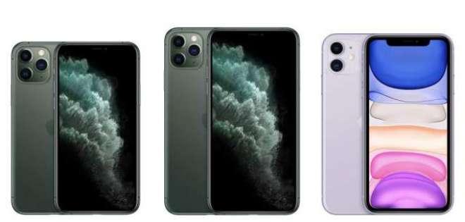 ایپل نے ٹی وی اسٹریمنگ سروس،تین کیمروں والا آئی فون متعارف کرادیا