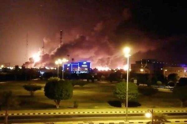 عراقی ملیشیا نے ایرانی ڈرونز سے سعودی تیل تنصیبات پرحملہ کیا،اسرائیلی ..