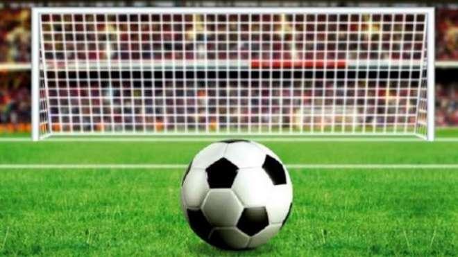 پہلی مدرسہ اور اقلیتی فٹ بال لیگ29 اپریل سے پشاور میں شروع ہوگی