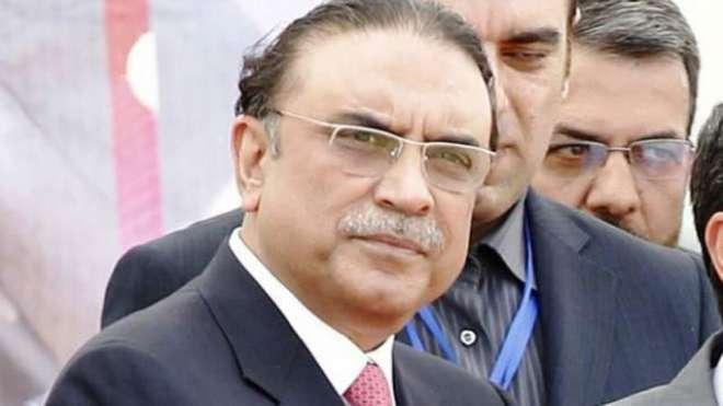 جعلی اکاؤنٹس کیس میں سابق صدر آصف علی زرداری کا 14 روزہ جسمانی ریمانڈ ..