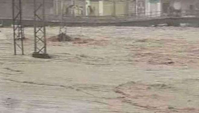 وانا ،طوفانی بارشوں اور ژالہ باری نے تباہی مچادی،8افراد جاںبحق ،9افراد ..