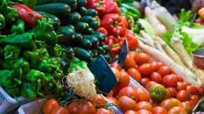 کراچی کے بازاروں میں سبزیوں کی قیمتوں میں مسلسل اضافہ