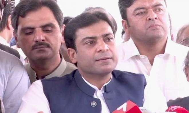 حمزہ شہباز کا چیئرمین نیب معاملے پر اسمبلی اجلاس بلانے کا مطالبہ