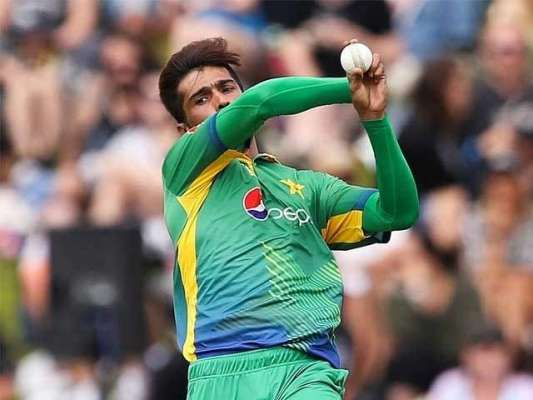 قومی کرکٹ ٹیم مینیجمنٹ کا محمد عامر کو ورلڈکپ کھلانے کا فیصلہ