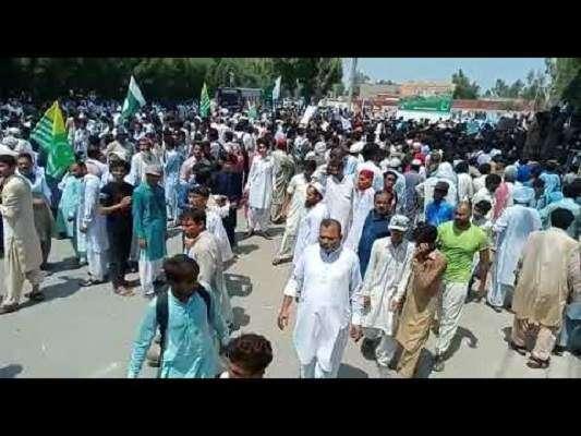 پاکستانیوں نے بھر پور طریقے سے کشمیریوں سے اظہار یکجہتی کیا ،ڈپٹی کمشنر ..
