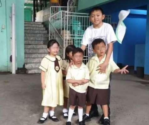 بچوں کے والدین کنڈرگارٹن  کے اس  استاد کو  بھی چہرے مہرے کی وجہ سے بچہ ..