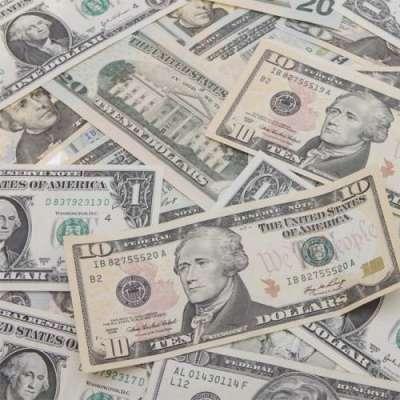 اوپن مارکیٹ میں ڈالر کی قدر میں 30پیسے کی کمی