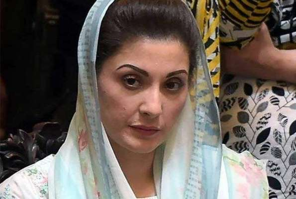 مریم نواز کی وزیراعظم عمران خان کے دورہ ایران میں دئیے گئے بیان کی مذمت