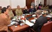 وزیراعظم عمران خان کی زیر صدارت سیکیورٹی صورتحال پر اہم اجلاس