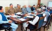 پاکستان کی سالمیت پر کوئی سمجھوتہ نہیں ہوگا،عسکری سیاسی قیادت کا عزم