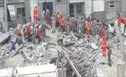 کراچی عمارت حادثہ،جاں بحق افراد کی تعداد 22 ہوگئی