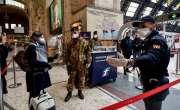 اٹلی میں کورونا وائرس سے ہلاکتوں کی تعداد 33 ہزار سے تجاوز کرگئی