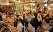 لاہور میں 4 دن دکانیں کھولنے سے شہریوں نے 25 ارب روپے کی خریداری کی