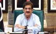 وزیراعلیٰ سندھ مراد علی شاہ کا کورونا ٹیسٹ مثبت