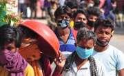 بھارت میں لاک ڈاؤن نے مزید 18مہاجر مزدوروں کی جان لے لی