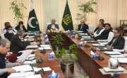 مشیر خزانہ عبد الحفیظ شیخ کی زیر صدارت اقتصادی رابطہ کمیٹی کا اجلاس ..