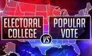 امریکی صدارتی انتخابات:پچاس اعشاریہ ایک فیصد ووٹ حاصل کرنے والا ریاست ..