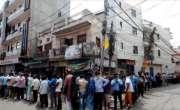 بھارت میں لاک ڈاون کا تیسرا مرحلہ شروع،عبادت گاہیں بند اور شراب خانے ..