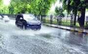 لاہورسمیت پنجاب کے مختلف شہروں میں تیز ہوائوں کے سا تھ بارش کا امکان