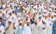 سعودی عرب، یو اے ای، عراق، اردن اور قطر میں عیدالفطر کل ہو گی