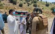 شمالی وزیرستان کے مقام پر پاک افغان بارڈر دوبارہ کھولنے کا فیصلہ